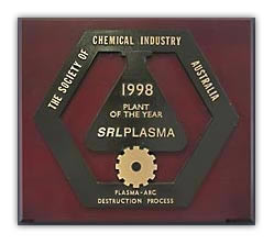 The Society of Chemical Industry Australia 1998